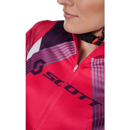 SHIRT W SHADOW PRO SSL - Dámský cyklistický dres - Scott SHIRT W SHADOW PRO SSL - 4