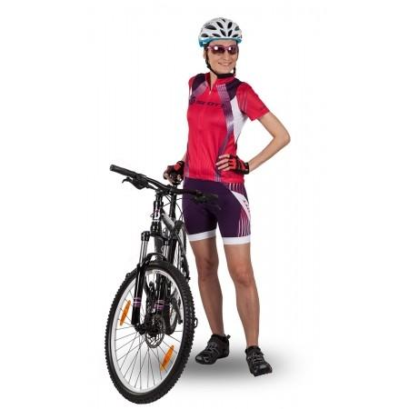 SHORT W SHADOW PRO - Dámské cyklistické šortky - Scott SHORT W SHADOW PRO - 2