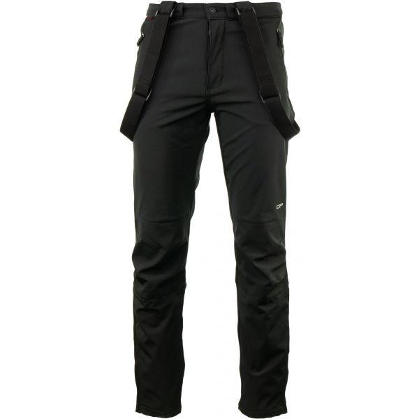 ALPINE PRO AMID 3 - Pánské lyžařské kalhoty