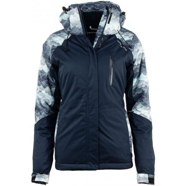 ALPINE PRO RIANA - Dámská lyžařská bunda