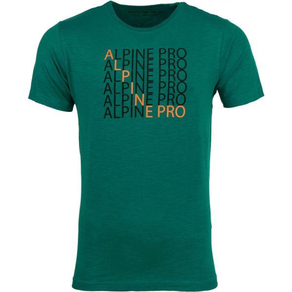 ALPINE PRO EMMET - Pánské triko