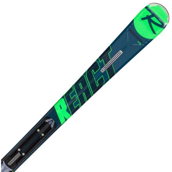 Rossignol REACT R4 SPORT CA+XPRESS 10 - Pánské sjezdové lyže