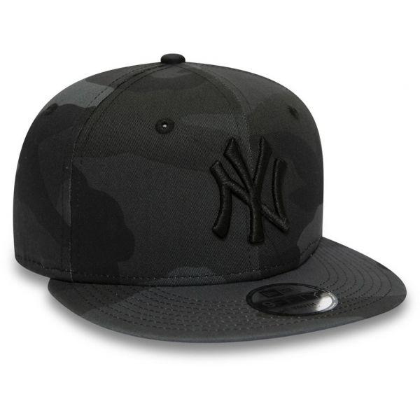 New Era 9FIFTY MLB KIDS CAMO NEW YORK YANKEES - Dětská klubová kšiltovka