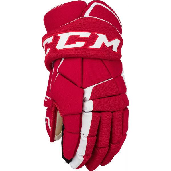 CCM TACKS 9060 SR černá 13 - Hokejové rukavice