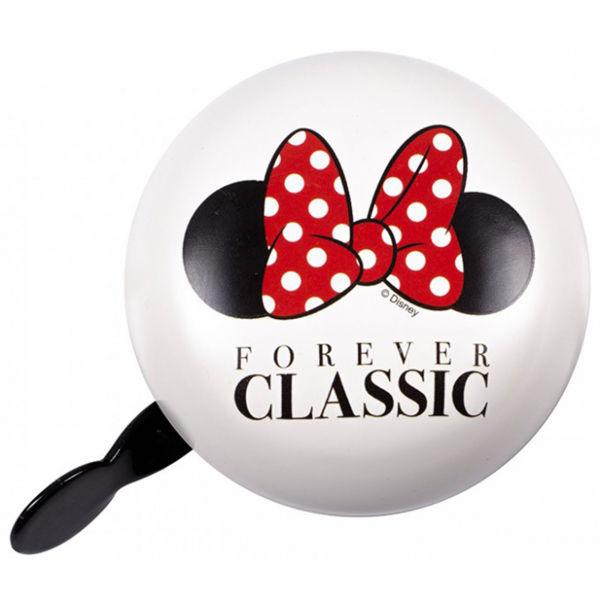 Disney ZVONEK MINNIE RETRO - Zvonek na kolo