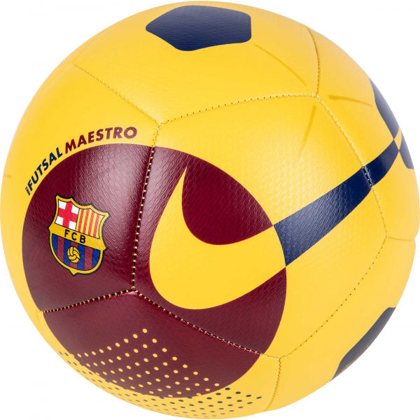 Nike FCB FUTSAL MAESTRO - Míč na futsal