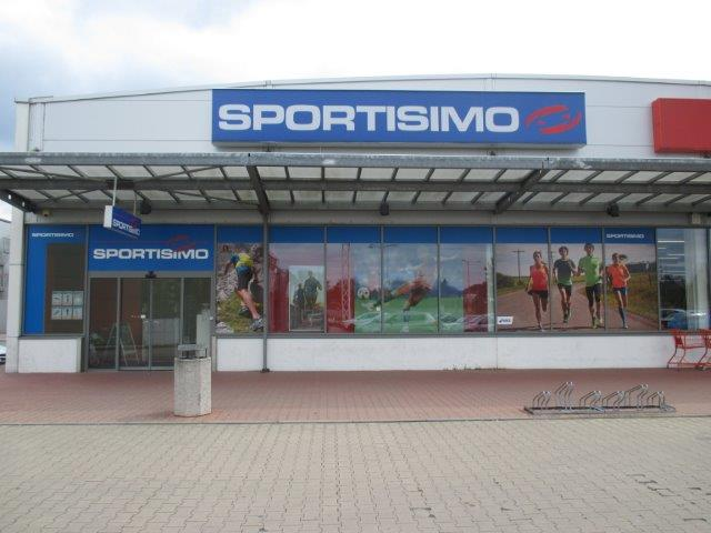 SPORTISIMO Pardubice : Family Center
