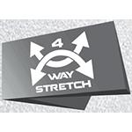 Nylon stretch - 4 way stretch
